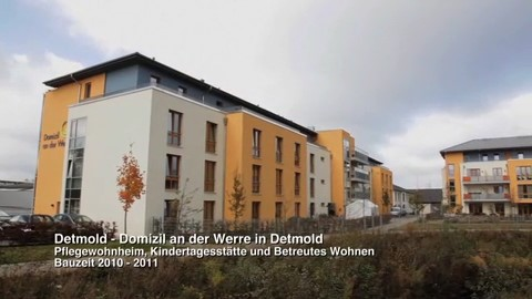 Film Domizil an der Werre in Detmold